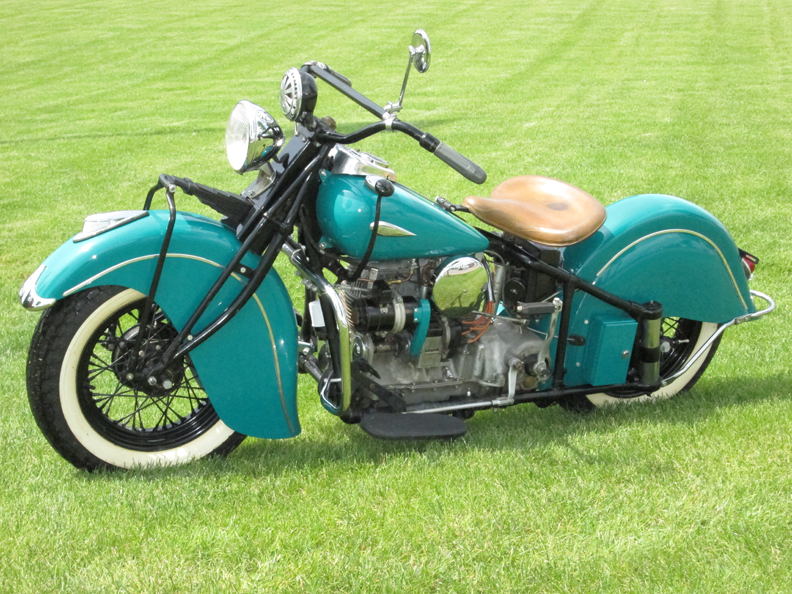 1940 indian four car interior design for Ebay motors indian motorcycles