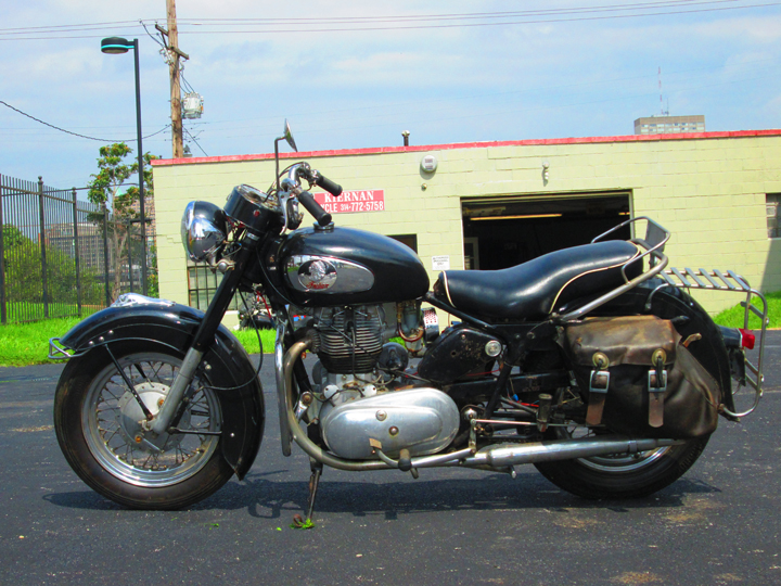 1961 Indian Enfield Chief