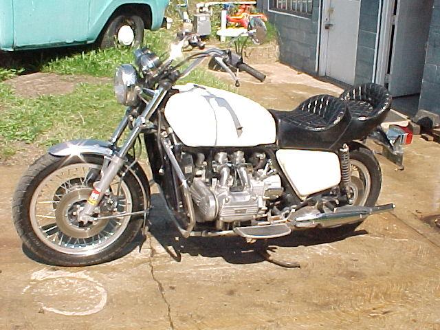 1977 Honda Goldwing