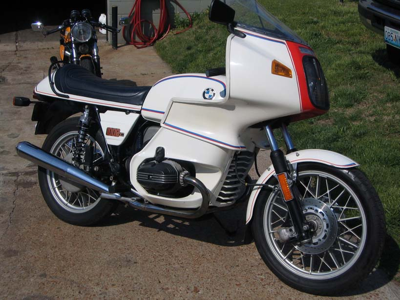 1978 Bmw R100rs
