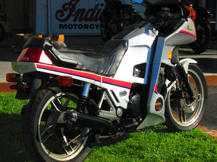 1982 Yamaha Seca Turbo