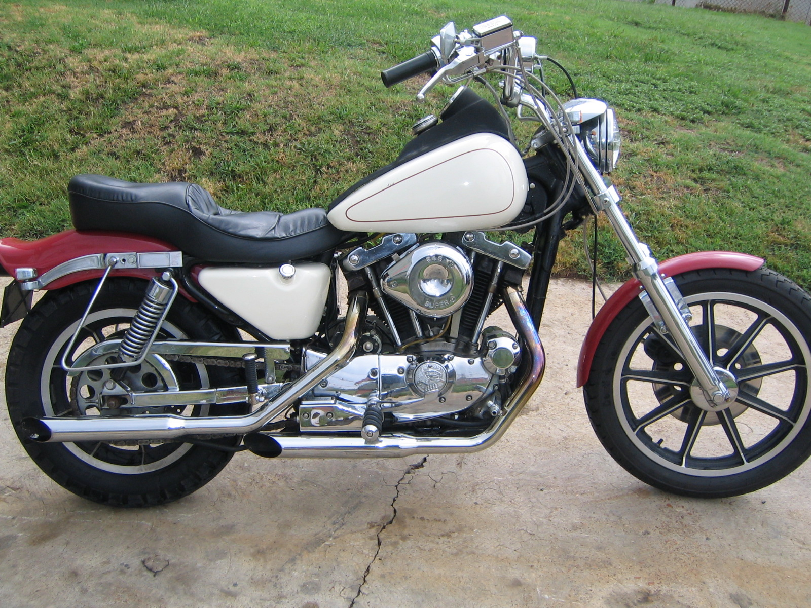 1984 Harley Davidson Xls