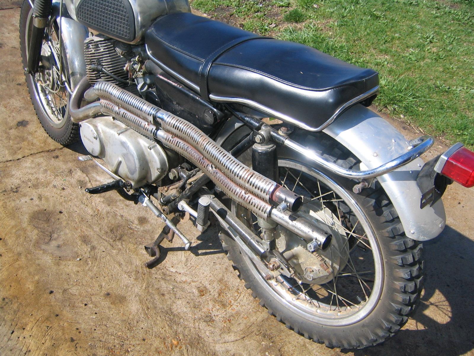 1965 honda cl 77 305 scrambler 1965 Honda Scrambler